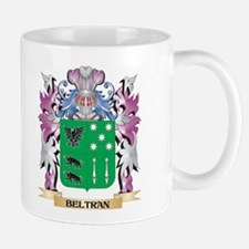 Beltran Coat of Arms (Family Crest) Mugs