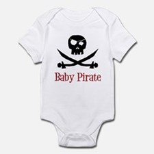 Baby Pirate Baby One Piece