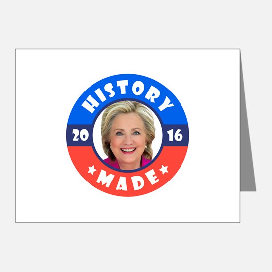 History Made Note Cards