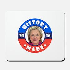 History Made Mousepad