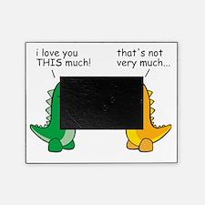 Cute T rex Picture Frame