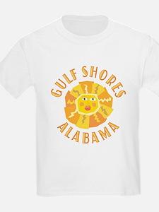 Gulf Shores Sun -  T-Shirt