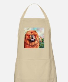Chow Chow Painting Apron