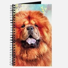 Chow Chow Painting Journal