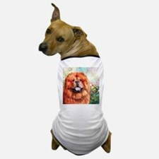 Chow Chow Painting Dog T-Shirt