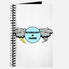 Meteorologist in Training Journal