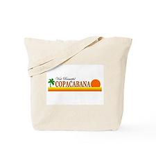Visit Beautiful Copacabana Tote Bag