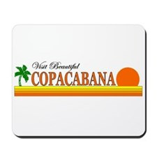 Visit Beautiful Copacabana Mousepad