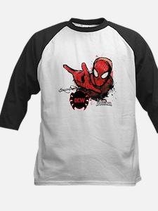 Spider-Man Monogram Kids Baseball Jersey