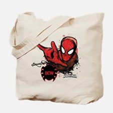Spider-Man Monogram Tote Bag