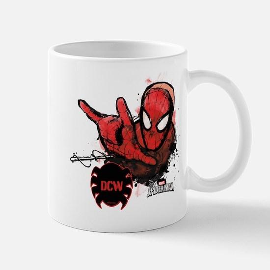 Spider-Man Monogram Mug