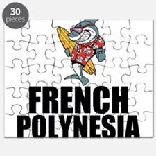 French Polynesia Puzzle