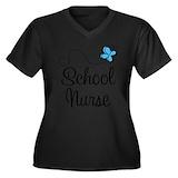 School nurse Plus Size