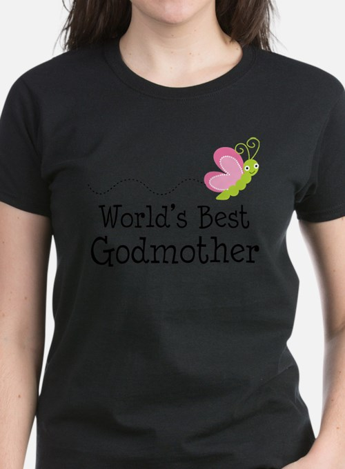 Cute Godmother Gif T-Shirt