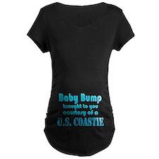 Baby Bump Coastie