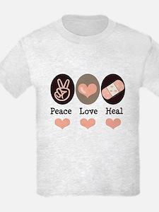 Heal Nurse Doctor T-Shirt