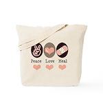 Heal Nurse Doctor Tote Bag