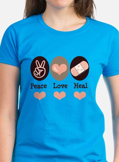 Heal Nurse Doctor Tee
