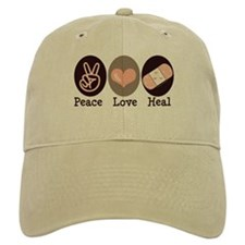 Heal Nurse Doctor Baseball Cap