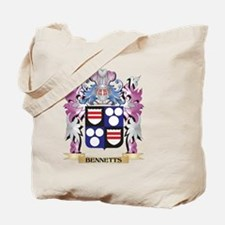 Bennetts Coat of Arms (Family Crest) Tote Bag