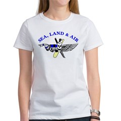 Sea Land Air Tee