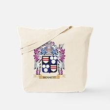 Bennett Coat of Arms (Family Crest) Tote Bag