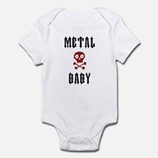 Metal Baby One Piece