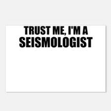 Trust Me, I'm A Seismologist Postcards (Package of