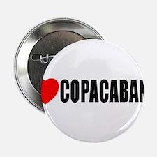 "I Love Copacabana 2.25"" Button"