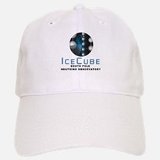 IceCube Observatory Logo Baseball Baseball Cap