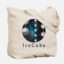 IceCube Observatory Logo Tote Bag