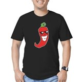 Chili Fitted T-shirts (Dark)