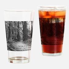 Cute Tree poem Drinking Glass