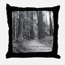 Cute Forrest Throw Pillow