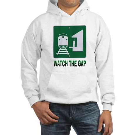 Watch the Gap Hooded Sweatshirt