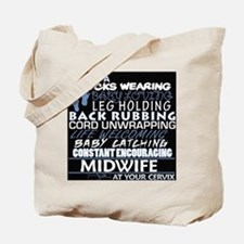 Cool Midwife Tote Bag