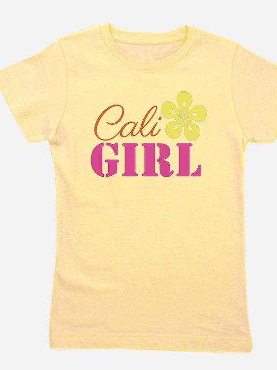 Cute Cali girl Girl's Tee