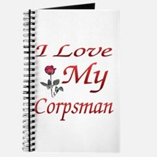 i love my corpsman Journal