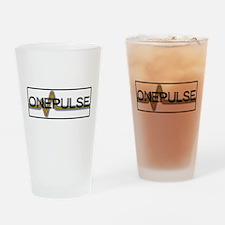 ONE PULSE : ORLANDO Drinking Glass