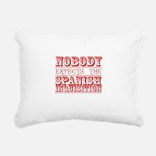 Cute Monty python Rectangular Canvas Pillow