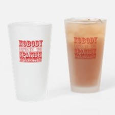 Cute Monty python Drinking Glass