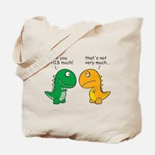 Unique Trex Tote Bag