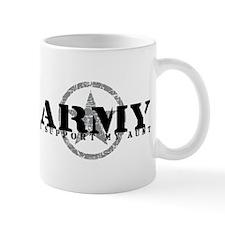 Army - I Support My Aunt Mug