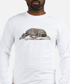 Unique Colored pencils Long Sleeve T-Shirt