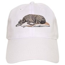 Funny Greyhound Baseball Cap