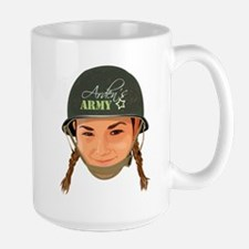 Arden's Army Mugs