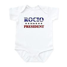 ROCIO for president Infant Bodysuit
