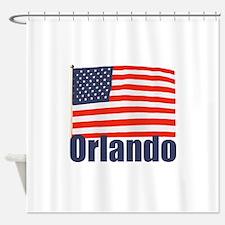 Orlando Shower Curtain