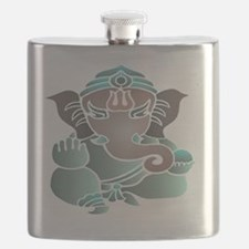 Cute Mumbai Flask
