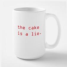 cakeliewhitefront Mugs